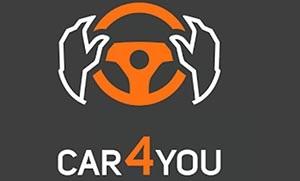 За рулем каршеринга Car4You