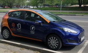Хэтчбек Ford Fiesta