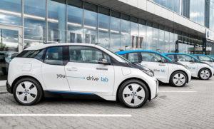 BMW i3 в компании YouDrive